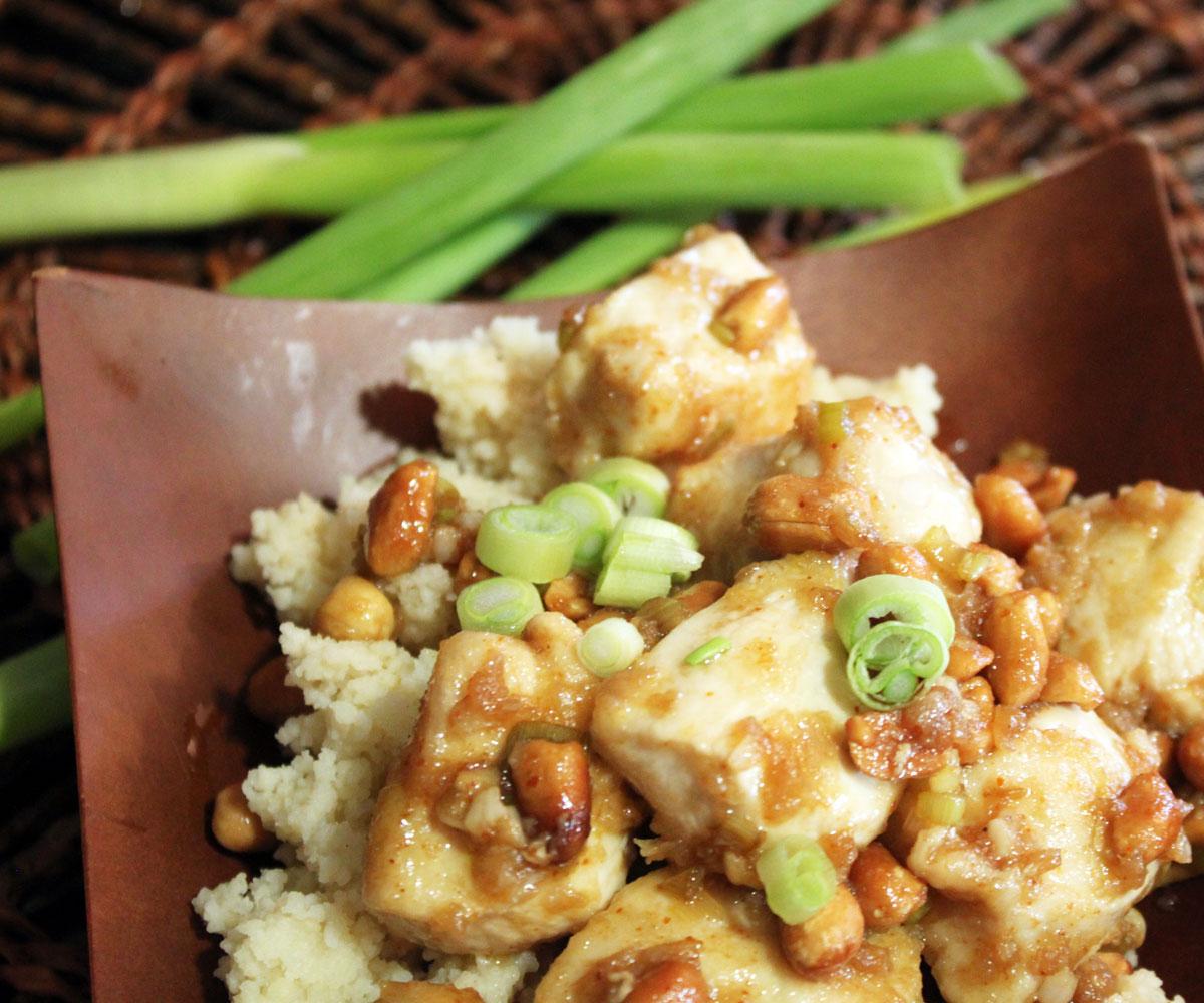 indisk kylling i spinat opskrift