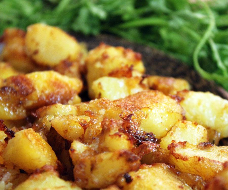 Kartoffel Nuggets Opskrift Madkogebogen