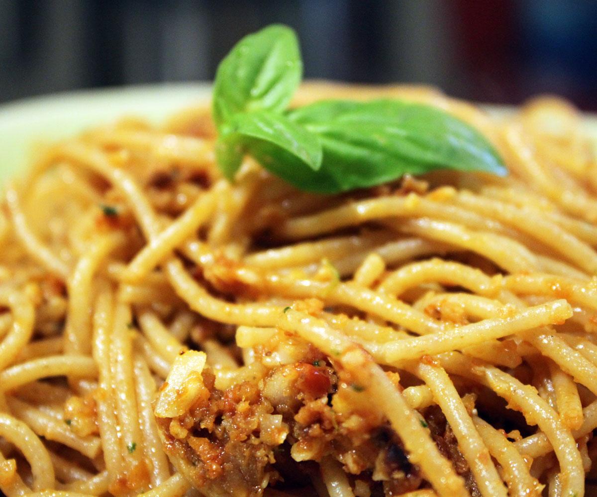 frisk bånd pasta
