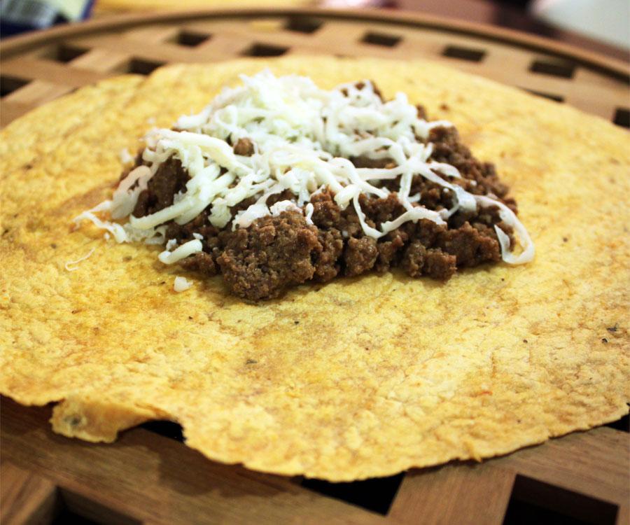 tortilla wraps opskrift mexikansk